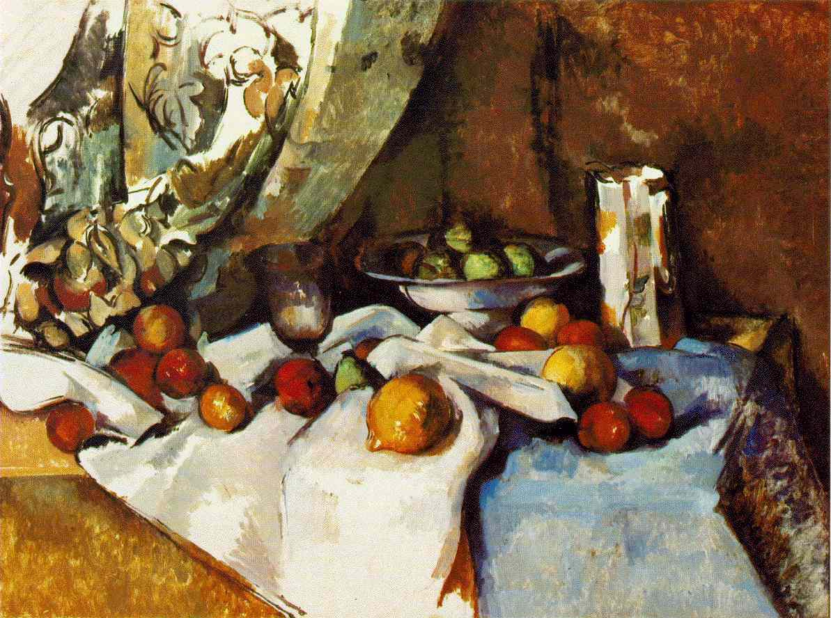 essay on paul cezanne