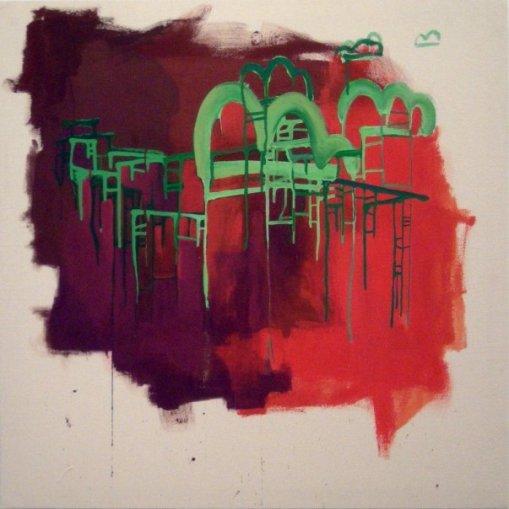 Acrylic on Canvas (2008)